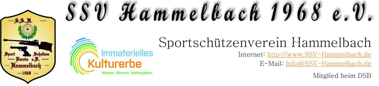 Logo SSV Hammelbach